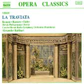 Verdi: La Traviata / Rahbari, Krause, Ramiro, Tichy