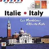 Alberto Righi: Air Mail Music: Italy [Les Mandolines D'Alberto Ri