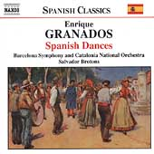 Spanish Classics - Granados: Spanish Dances / Brotons
