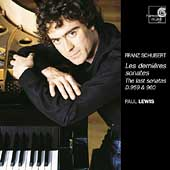 Schubert: Piano Sonatas D. 959 & 960 / Paul Lewis, piano