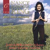 Mozart, Martinu, Goossens, et al: Oboe Concertos / King
