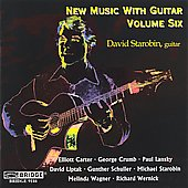 New Music with Guitar Vol 6 / David Starobin, et al