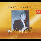 Ancerl Gold Edition 27 - Bloch, Schumann, Respighi