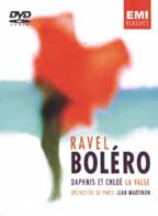 Ravel: Bolero, La Valse, etc / Martinon, et al