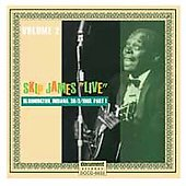 Skip James: Complete Bloomington Indiana Concert, Vol. 1 (3/30/68)