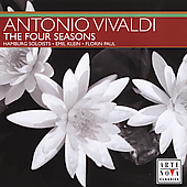 Vivaldi: The Four Seasons / Florin Paul, Emil Klein, et al