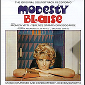 John Dankworth: Modesty Blaise