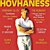Hovhanness: Symphony no 29 