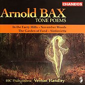 Bax: Tone Poems / Handley, BBC Philharmonic
