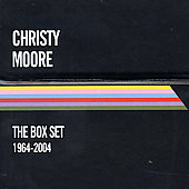 Christy Moore: Box Set: 1964-2004