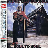 Stevie Ray Vaughan/Stevie Ray Vaughan & Double Trouble: Soul to Soul [Japan Bonus Tracks] [Remaster]