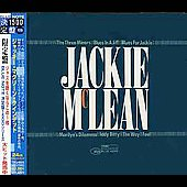 Jackie McLean Quintet: The Jackie McLean Quintet [Blue Note]