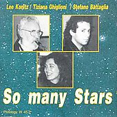 Lee Konitz: So Many Stars