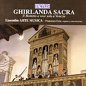 Ghirlanda Sacra - Il Mottetto a voce sola a Venezia / Cera