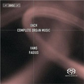 Bach: Complete Organ Music / Hans Fagius