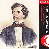 Johann Strauss Jr. Rarities / Vaclav Neumann, Vienna SO