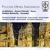 Puccini Opera Favourites