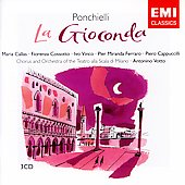 Ponchielli: La Gioconda / Votto, Callas, Cossotto, et al