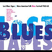 Various Artists: Lost Blues Tapes/More American Folk Blues Festival [Digipak]
