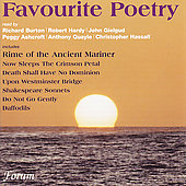 Various Artists: Great Voices and Poetry