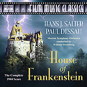 Film Music Classics - Salter, Dessau / Stromberg, Moscow Symphony