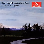 Powell: Early Piano Works / Nicholas Ross