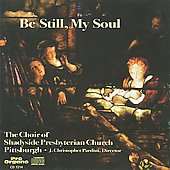 Whitlock: Be still, my soul;  Hovhaness, Rutter, Elgar, Ireland, etc / Pardini, et al