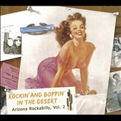 Various Artists: Rockin' and Boppin' in the Desert