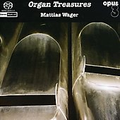 Organ Treasures / Mattias Wager