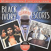 The Escorts/Black Ivory: Black Ivory Meets the Escorts *