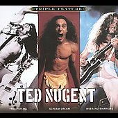 Ted Nugent: Triple Feature [Digipak]