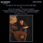 Early Italian Lute Music