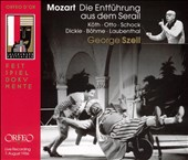 Mozart: Die Entf&#252;hrung aus dem Serail