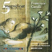 Francesco Cavalli: 5 Magnificat & Other Sacred Works