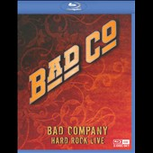 Bad Company: Hard Rock Live [Bonus CD] [Deluxe Edition]