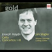 Joseph Haydn: Cello Concertos I-III