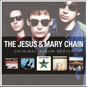 The Jesus and Mary Chain: Original Album Series