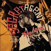 Tony Allen (Drums #1): Secret Agent [Digipak]