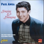 Paul Anka: Singing and Swinging