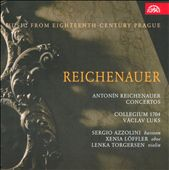 Reichenauer: Concertos / Collegium 1704