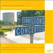 Contemporary Commissions & Concertos