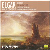 Elgar and Walton: Violin Concertos / Accardo