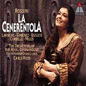 Rossini: La Cenerentola / Rizzi, Larmore, Gim&eacute;nez, et al