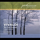 Vivaldi: The Four Seasons; Violin Concertos RV 375, RV 277, et al. / Elizabeth Blumenstock, violin