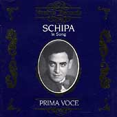 Prima Voce - Schipa in Song