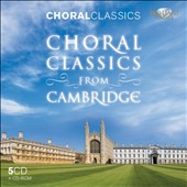 Choral Classics: Choral Classics from Cambridge / Corydon Singers