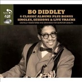 Bo Diddley: Six Classic Albums