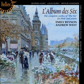 L'Album des Six: The Complete Works of
