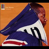 Papa Wemba: Emotion [Digipak]