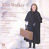 Sonates baroques / Kim Walker